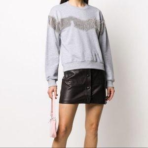 🆕 Chiara Ferragni embellished tassel sweatshirt